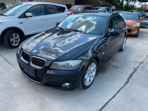 2011 BMW 3 Series for sale at Sam's Auto Sales in Houston TX