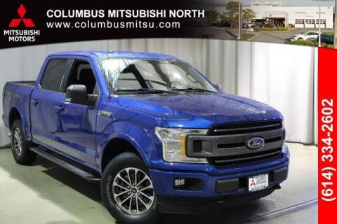 2018 Ford F-150 for sale at Auto Center of Columbus - Columbus Mitsubishi North in Columbus OH