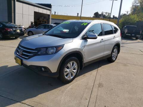 2014 Honda CR-V for sale at GS AUTO SALES INC in Milwaukee WI