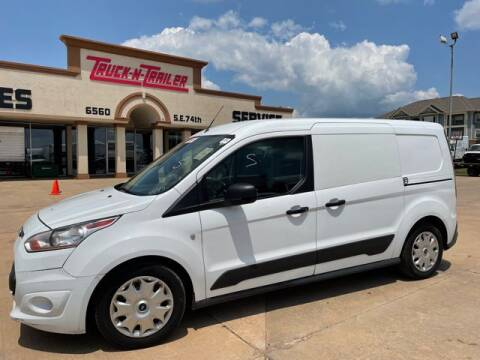 2016 Ford Transit Connect Cargo for sale at TRUCK N TRAILER in Oklahoma City OK