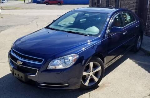 2012 Chevrolet Malibu for sale at SUPERIOR MOTORSPORT INC. in New Castle PA