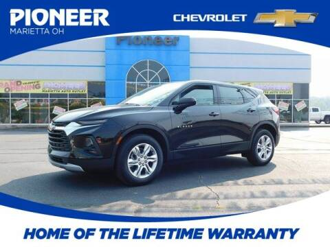 2021 Chevrolet Blazer for sale at Pioneer Family preowned autos in Williamstown WV