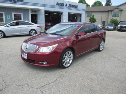 2010 Buick LaCrosse for sale at Cars R Us Sales & Service llc in Fond Du Lac WI