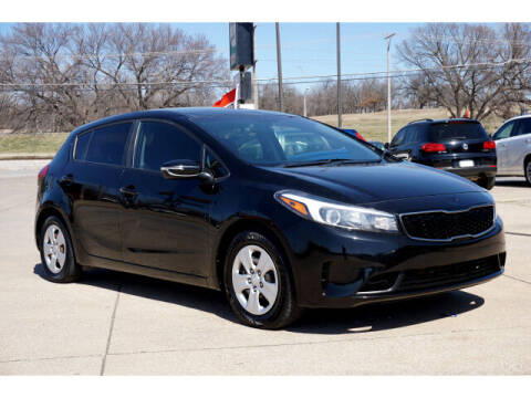 2017 Kia Forte5 for sale at Sand Springs Auto Source in Sand Springs OK