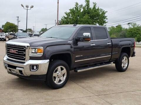 2015 GMC Sierra 2500HD for sale at Tyler Car  & Truck Center in Tyler TX