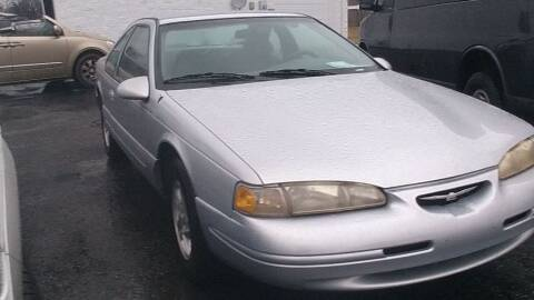 1997 Ford Thunderbird for sale at IMPORT MOTORSPORTS in Hickory NC
