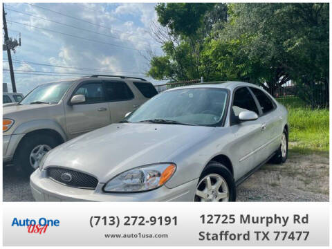 2006 Ford Taurus for sale at Auto One USA in Stafford TX
