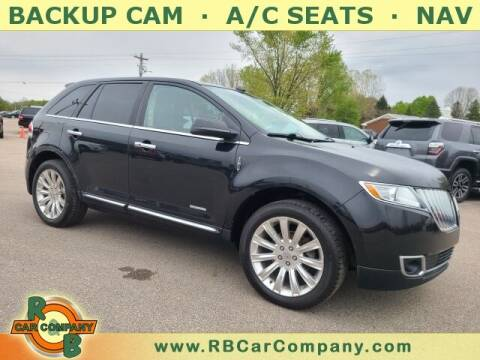 2011 Lincoln MKX for sale at R & B Car Co in Warsaw IN