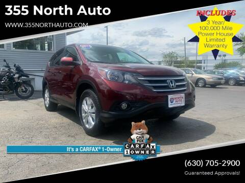 2014 Honda CR-V for sale at 355 North Auto in Lombard IL