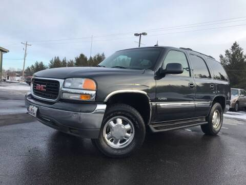 2003 GMC Yukon for sale at Lakes Area Auto Solutions in Baxter MN