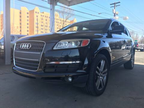2007 Audi Q7 for sale at Auto Smart Charlotte in Charlotte NC