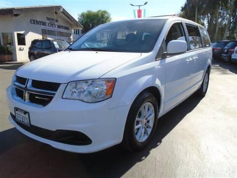 2014 Dodge Grand Caravan for sale at Centre City Motors in Escondido CA