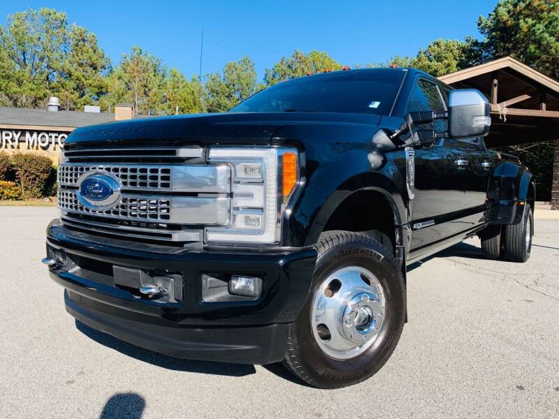 2017 Ford F-350 Super Duty for sale at Classic Luxury Motors in Buford GA