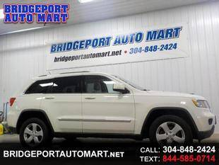 2012 Jeep Grand Cherokee for sale at Bridgeport Auto Mart in Bridgeport WV