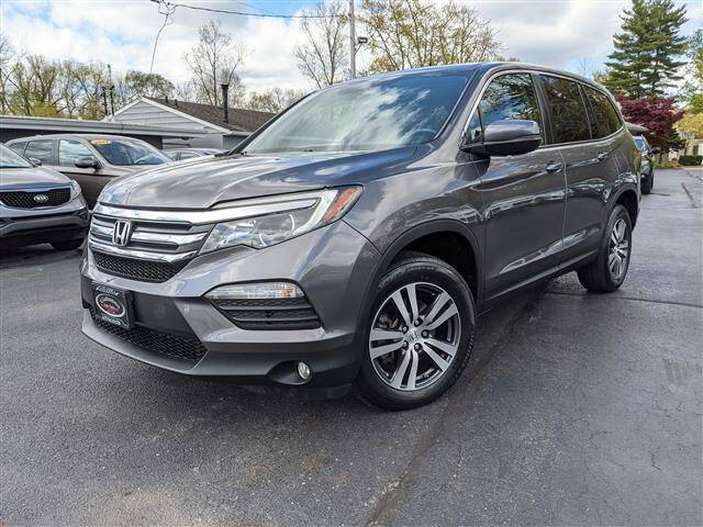 2017 Honda Pilot for sale at GAHANNA AUTO SALES in Gahanna OH