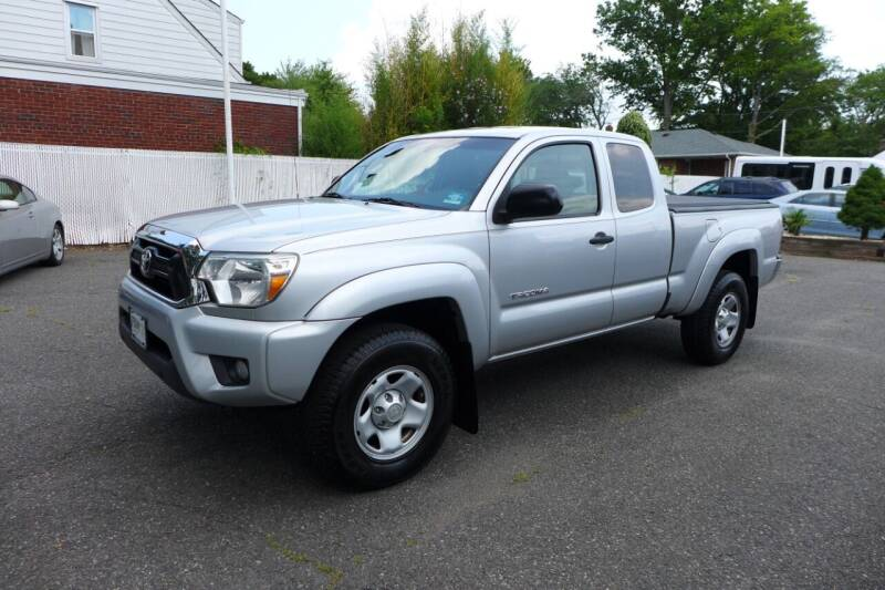 2013 Toyota Tacoma for sale at FBN Auto Sales & Service in Highland Park NJ