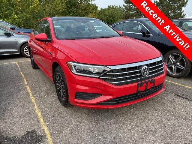 2019 Volkswagen Jetta for sale at Vorderman Imports in Fort Wayne IN