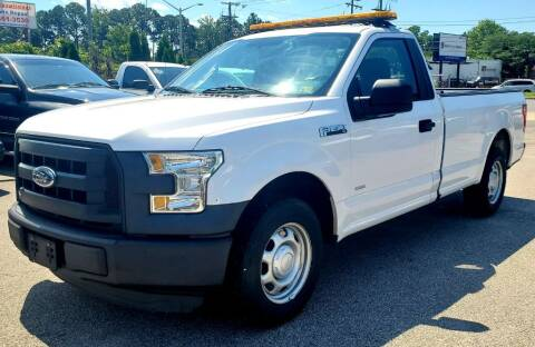 2016 Ford F-150 for sale at Auto and Cycle Brokers of Tidewater in Norfolk VA