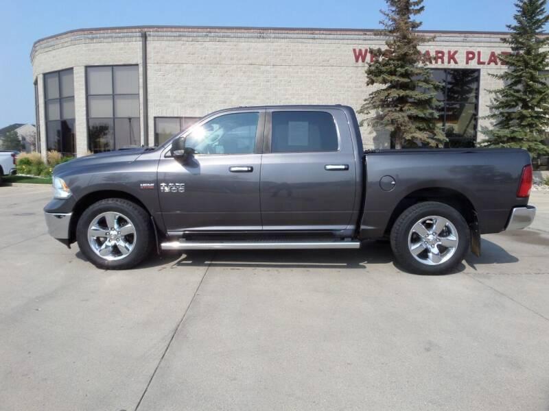 2014 RAM Ram Pickup 1500 for sale at Elite Motors in Fargo ND