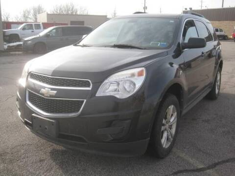 2011 Chevrolet Equinox for sale at ELITE AUTOMOTIVE in Euclid OH