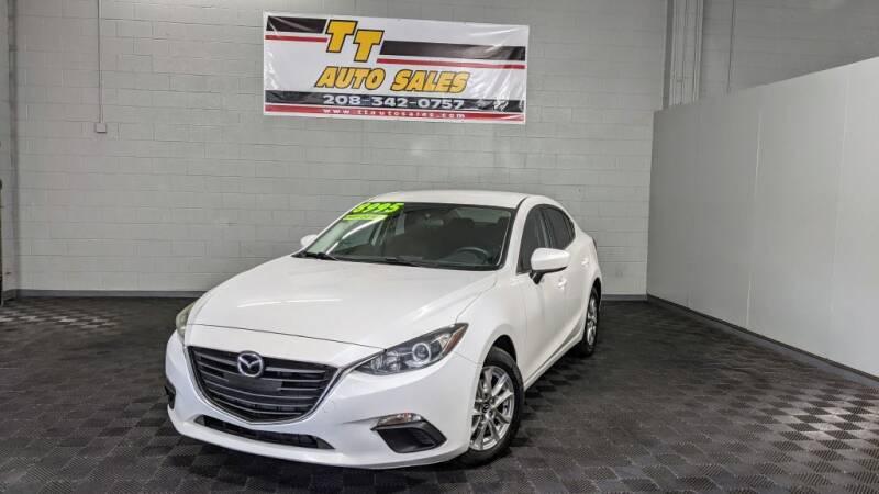 2014 Mazda MAZDA3 for sale at TT Auto Sales LLC. in Boise ID