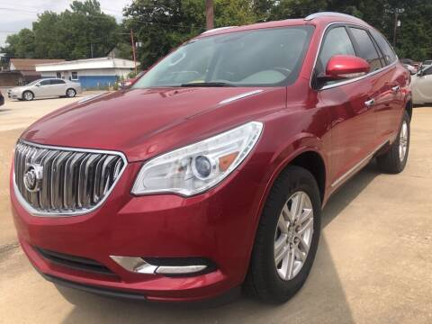 2013 Buick Enclave for sale at Wolff Auto Sales in Clarksville TN