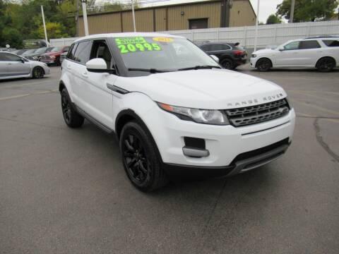 2015 Land Rover Range Rover Evoque for sale at Auto Land Inc in Crest Hill IL