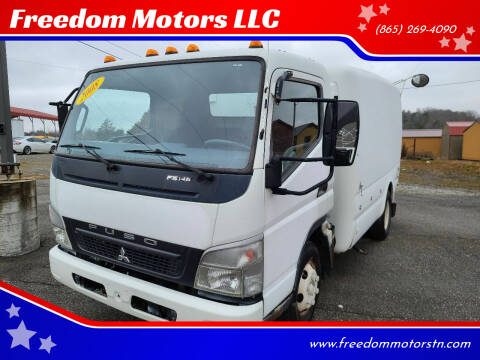 2008 Mitsubishi Fuso FE84D for sale at Freedom Motors LLC in Knoxville TN