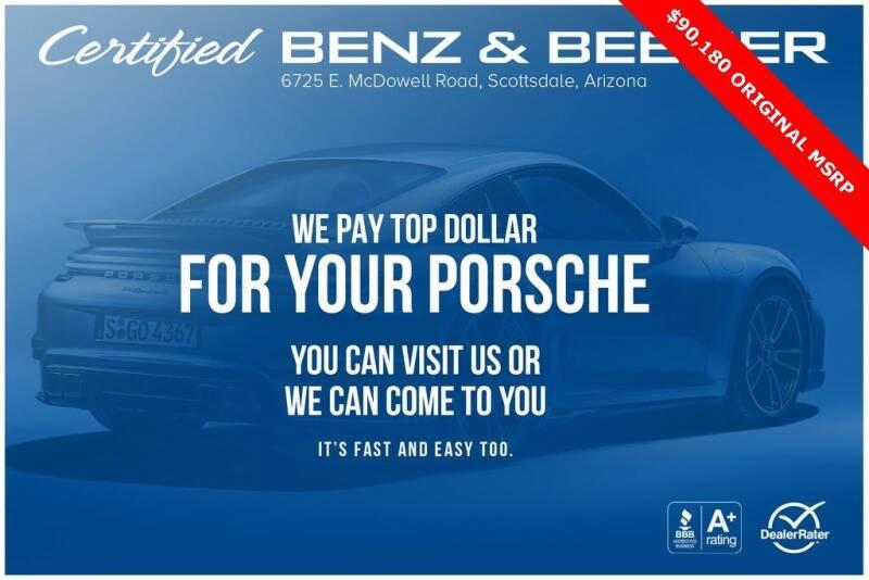 2016 Porsche Boxster for sale in Scottsdale, AZ