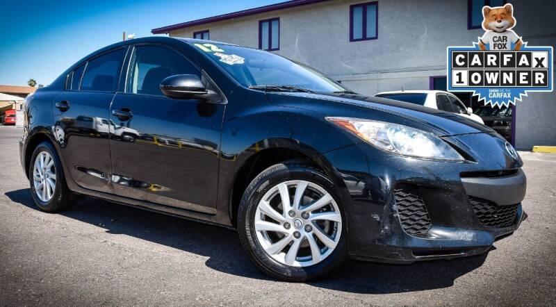 2012 Mazda MAZDA3 for sale at Rahimi Automotive Group in Yuma AZ