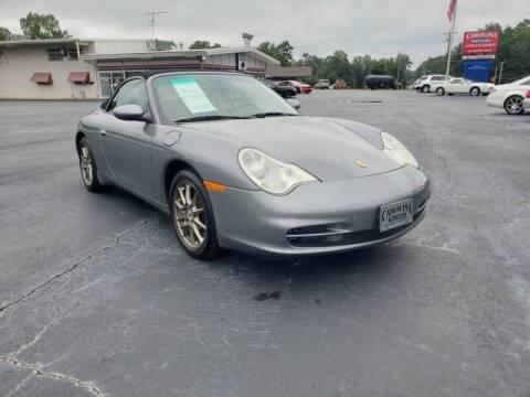 2004 Porsche 911 for sale at Carolina Classics & More in Thomasville NC