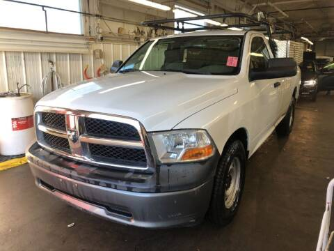 2011 RAM Ram Pickup 1500 for sale at Doug Dawson Motor Sales in Mount Sterling KY