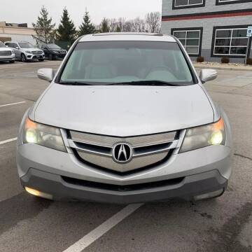 2009 Acura MDX for sale at GLOBAL MOTOR GROUP in Newark NJ