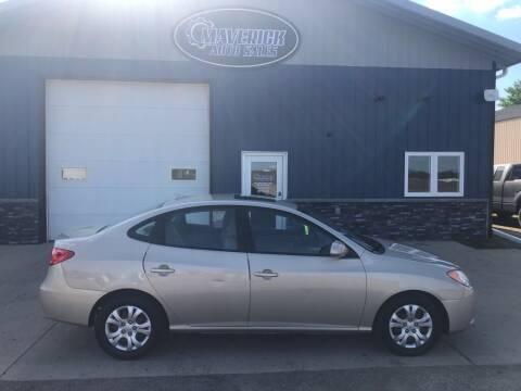 2010 Hyundai Elantra for sale at Maverick Automotive in Arlington MN