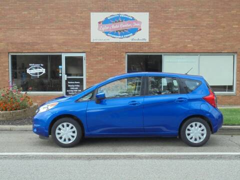 2015 Nissan Versa Note for sale at Eyler Auto Center Inc. in Rushville IL