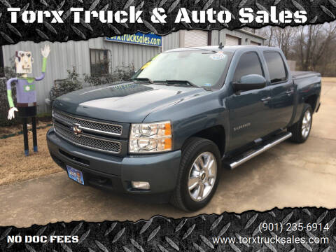 2013 Chevrolet Silverado 1500 for sale at Torx Truck & Auto Sales in Eads TN
