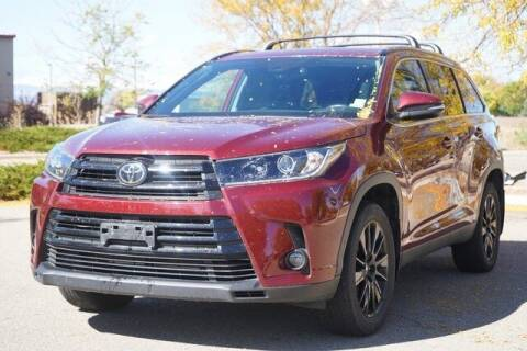 2019 Toyota Highlander for sale at COURTESY MAZDA in Longmont CO