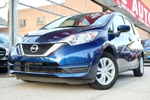 2019 Nissan Versa Note for sale at HILLSIDE AUTO MALL INC in Jamaica NY