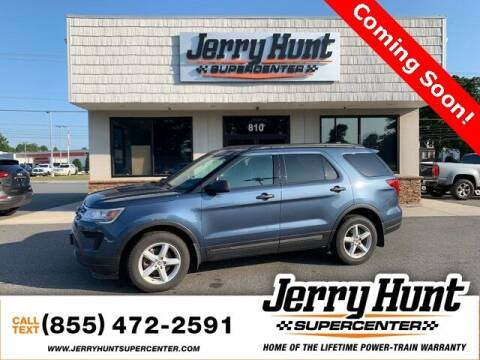 2019 Ford Explorer for sale at Jerry Hunt Supercenter in Lexington NC