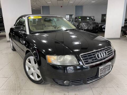 2006 Audi A4 for sale at Auto Mall of Springfield in Springfield IL