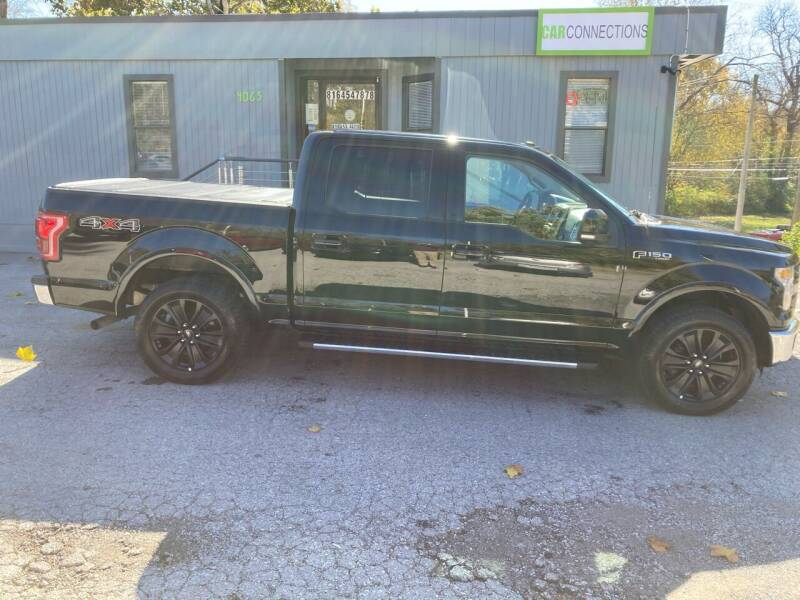 2016 Ford F-150 for sale at Car Connections in Kansas City MO