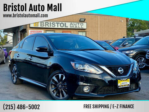2019 Nissan Sentra for sale at Bristol Auto Mall in Levittown PA