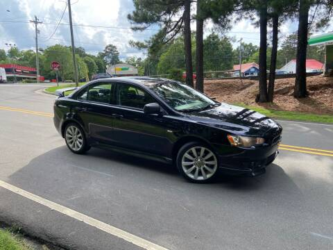 2011 Mitsubishi Lancer for sale at THE AUTO FINDERS in Durham NC