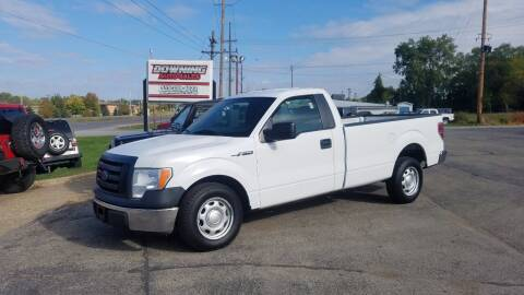 2013 Ford F-150 for sale at Downing Auto Sales in Des Moines IA