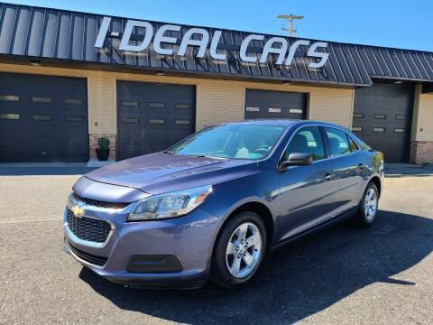 2014 Chevrolet Malibu for sale at I-Deal Cars in Harrisburg PA