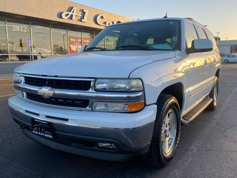 2005 Chevrolet Tahoe for sale at A1 Carz, Inc in Sacramento CA