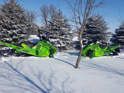 2016 Arctic Cat M8000 for sale at Countryside Auto Body & Sales, Inc in Gary SD