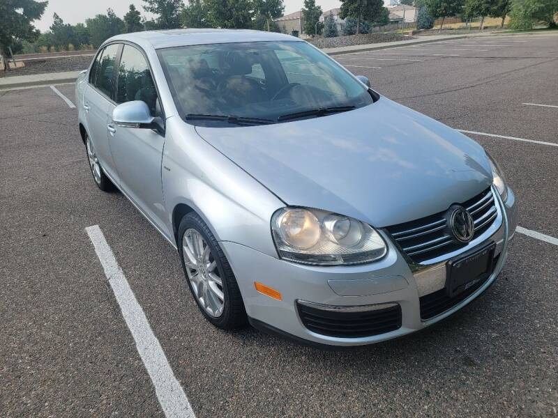 2009 Volkswagen Jetta for sale at Red Rock's Autos in Denver CO