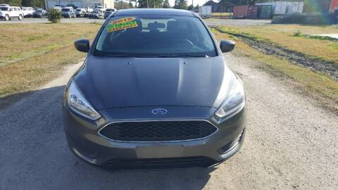 2018 Ford Focus for sale at Auto Guarantee, LLC in Eunice LA