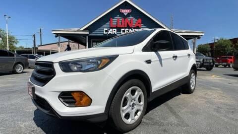 2018 Ford Escape for sale at LUNA CAR CENTER in San Antonio TX